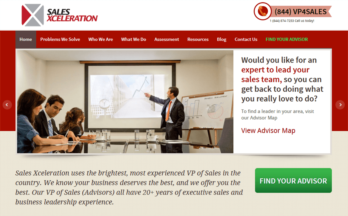 SalesXceleration, Inc.