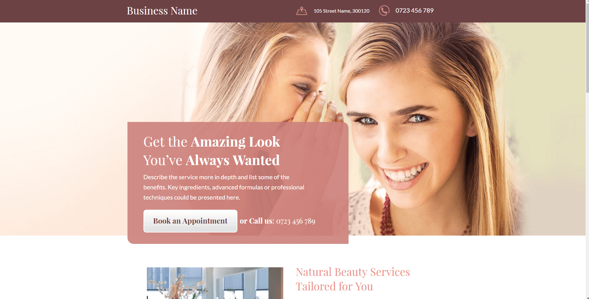 ThriveBiz Beauty